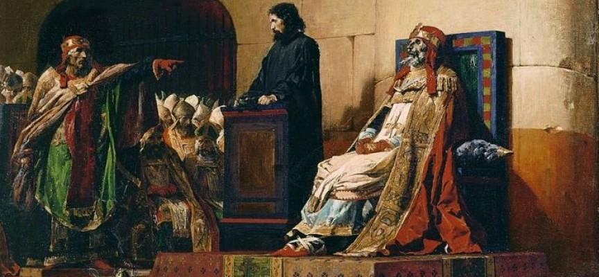 "История: Заради цар Борис I папа Стефан VII изравя мъртъвец и му организира ""Трупен синод"""