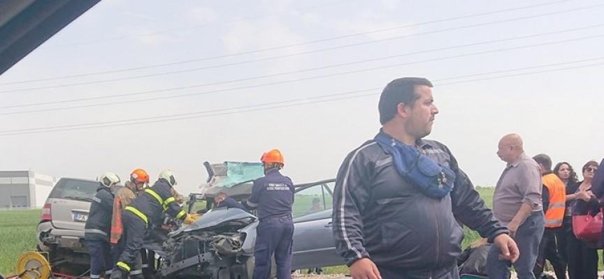Трима пазарджиклии в болница след катастрофата при КЦМ до Асеновград