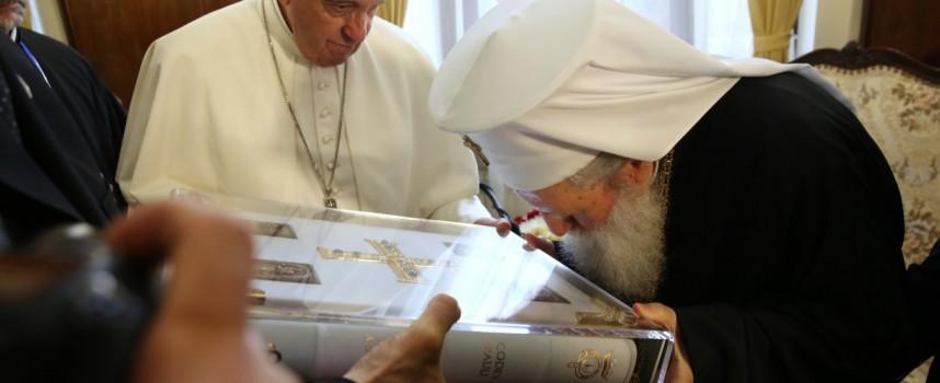 Подаръците на папата, какво се случва с тях във Ватикана?