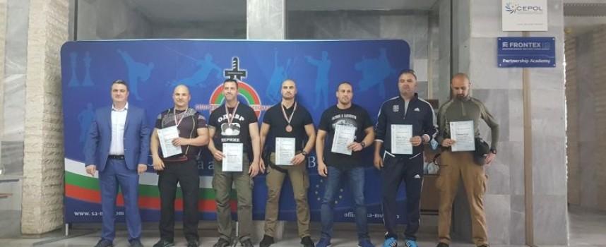 Разследващ полицай Цанко Близнаков пак е пръв в турнир по стрелба