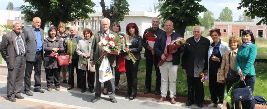 В Деня на победата: Пазарджик склони глава пред загиналите във Втората световна война