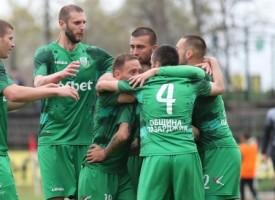 Шампанското гръмна: ФК Хебър вече е във Втора лига, бихме с 3:0 Беласица в Петрич