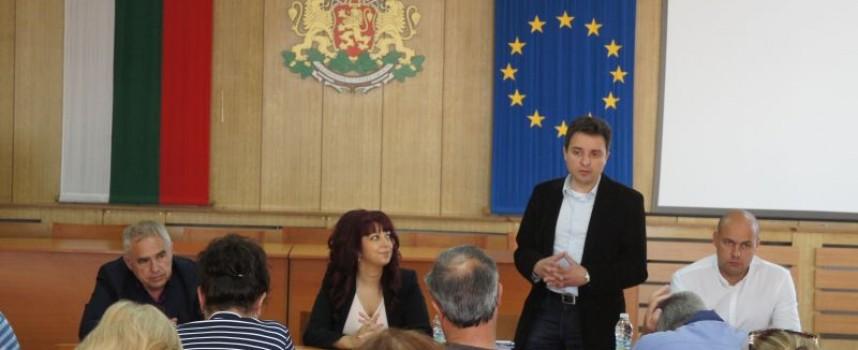 Димитър Данчев: Евродепутатите от БСП ще защитават онази Европа, която дава шанс за по-добро качество на живот