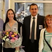 ГЕРБ и СДС представиха листата си за европейските избори в Пазарджик