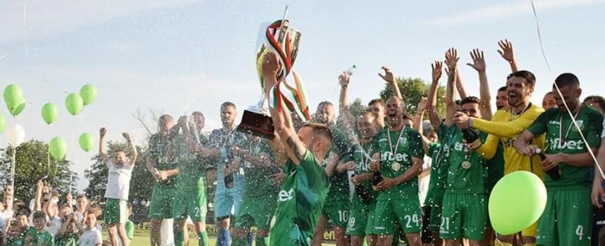 ФК Хебър е шампион!