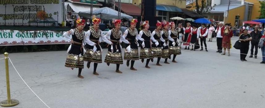 Над 1400 изпълнители и състави се събраха на фолклорния фестивал в Костандово