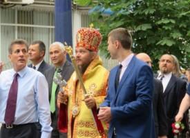 Празничното шествие стигна до центъра на Пазарджик