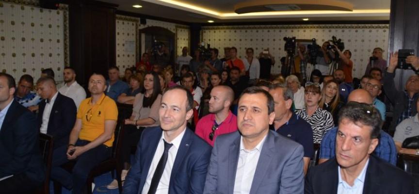 "Висока оценка за кандидатурата на Пазарджик  за ""Европейски град на  спорта"""