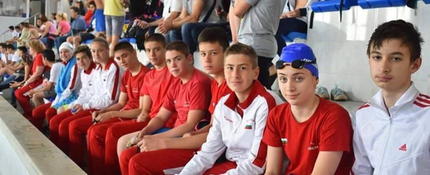 """11 медала и 3 отборни купи за петобойците на СК""""Шампион"""" от мемориал """"Христо Чочев"""""""