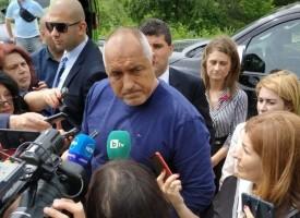 Бойко Борисов: Очевидно, че беше силно преувеличена ролята на Цветанов, видяхте – изтеглих го назад, структурите си работят