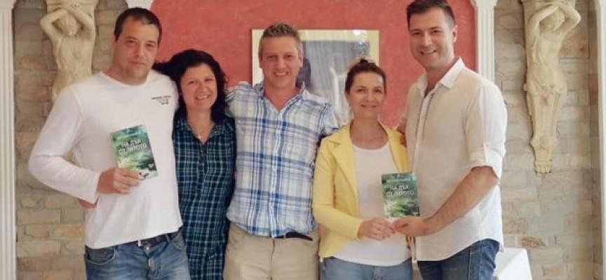 Време за литература: Костадин Филипов с обиколка в региона за представяне на дебютната си стихосбирка