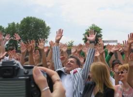 Министър Красен Кралев: Хебър съвсем заслужено вече е в професионалната Втора лига