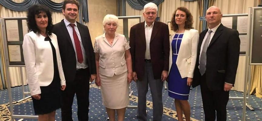Пазарджик и Стрелча с представители на форума на побратимените градове