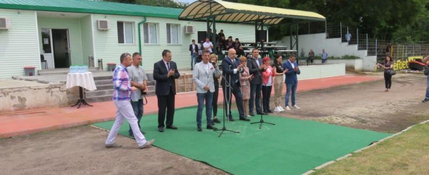 """Ето как ще изглежда стадион """"Георги Бенковски"""" след ремонта"""