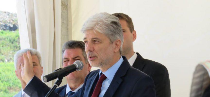 Министър Нено Димов остава в ареста за 24 часа, заради водната криза в Перник