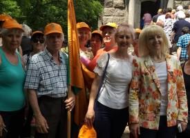 Обединените земеделци почетоха Александър Стамболийски на Янини грамади