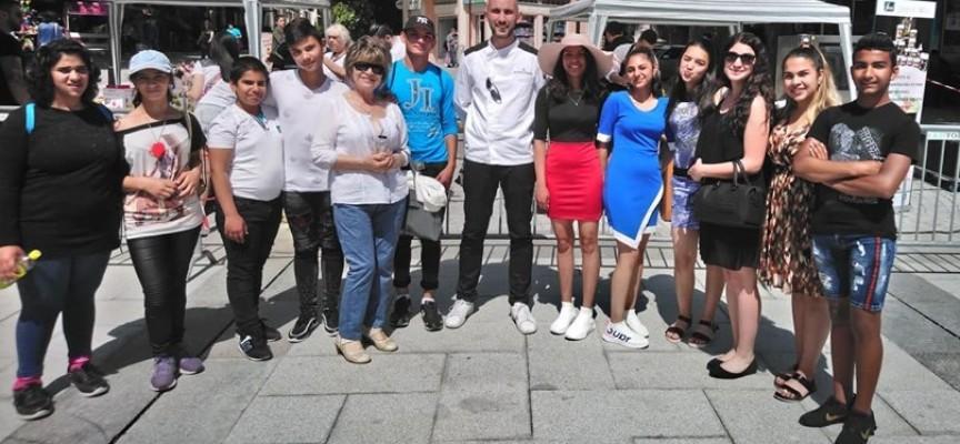 Млади кулинари от Калугерово посетиха Третия кулинарен фест – Велинград 2019