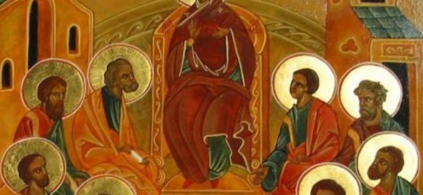 В неделя: Листа от орех ще полетят в храмовете, символизират слизането на Светия Дух
