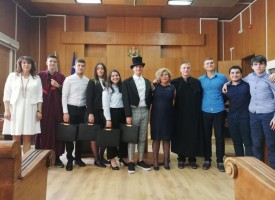 Пазарджик: Процесът за убийството на Щастливеца бе пресъздаден в Съдебната палата