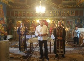 БЗНС почете паметта на Александър Стамболийски в родната му Славовица