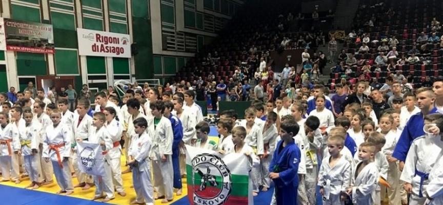 Спортното училище: 46 деца от Пазарджик се включиха в Международния турнир по джудо