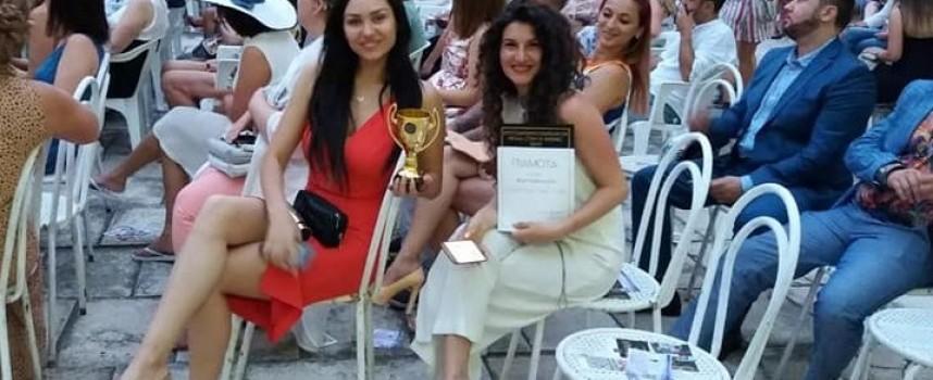 Ренета Камберова с награда за мода, стил и бизнес във Варна