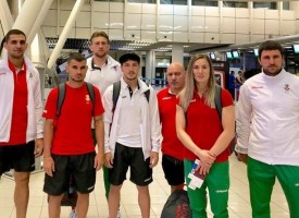"""Валентин Алипиев от СК """"Кодокан"""" замина за Минск за Европейските олимпийски игри"""