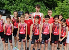 "Триатлонистите на СК ""Шампион"" с осем медала от ""Купа Плевен"""