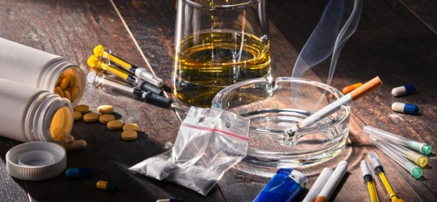 Полицията спипа иманяр – наркоман
