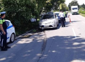 62 нарушения на Закона за пътищата само за ден