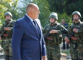 УТРЕ: Чакат премиера Бойко Борисов в полигона край Црънча