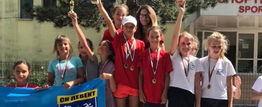"""В Шумен: Шампионско представяне за петобойците на """"Шампион"""""""