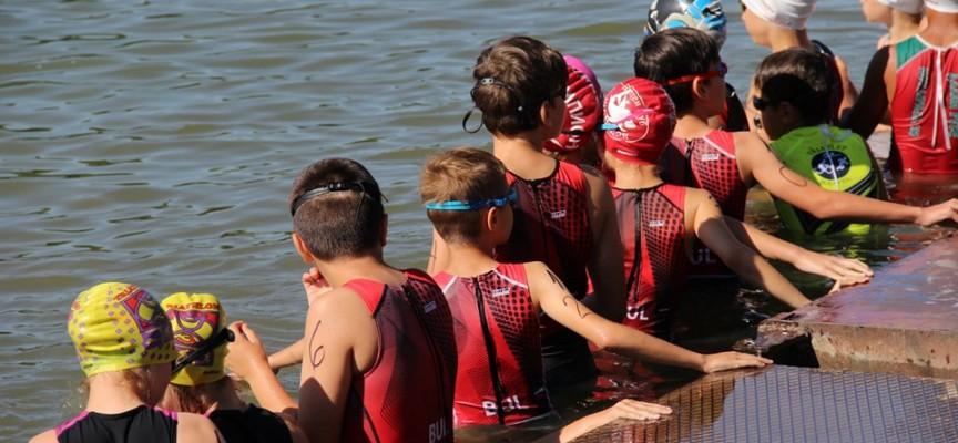 "Шампионски уикенд за СК""Шампион"", девет медала по триатлон"