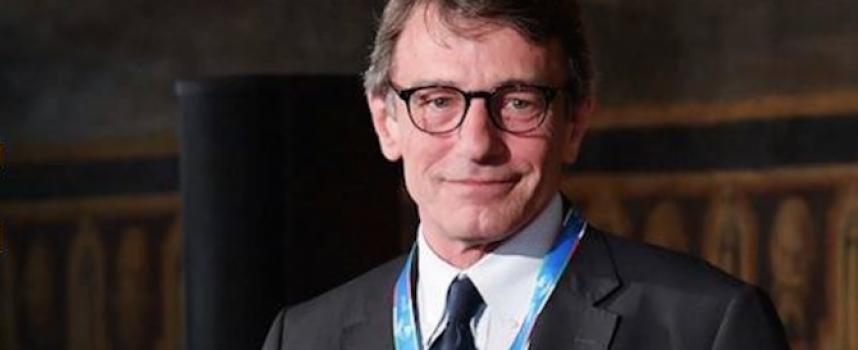 Давид Сасоли оглави Европарламента