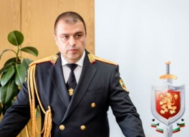 Комисар Йордан Рогачев награди отличени служители