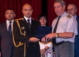 В областта: 37 служители на МВР с награди за днешния празник, ето кои са те