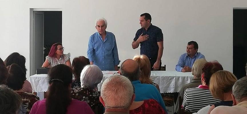 Емил Хаджийски представи книга за Карабунар