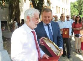 Признание за адвокат Хари Хараламбиев от Висшия адвокатски съвет