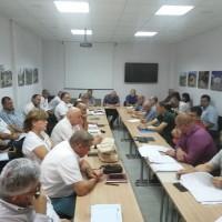 Обсъдиха и приеха новия Областен план за защита при бедствия
