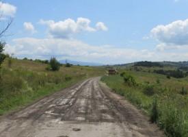 Жителите на Розово и Равногор събират подписка за поправка на пътя