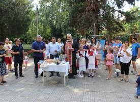 Първа копка за генерален ремонт на детската градина направиха във Варвара