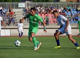 Хебър надигра Спартак с 2:0