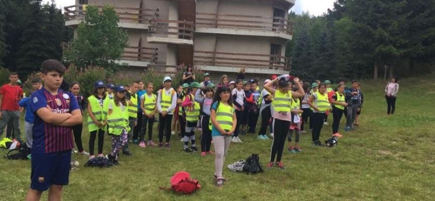 Децата от ДПУ бяха на обучителен лагер край Юндола