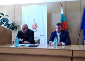 Със заповед на Министъра: Старши комисар Ивайло Тишев оглави ОДМВР – Пазарджик