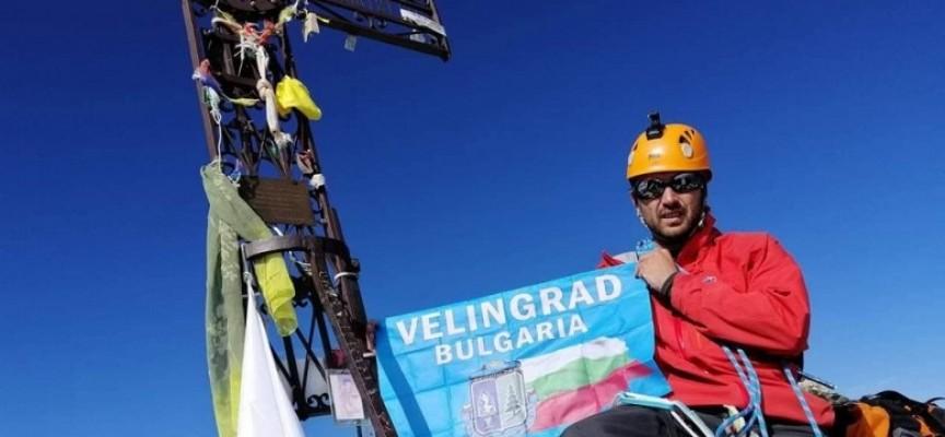 Велинградчанин изкачи връх Матерхорн