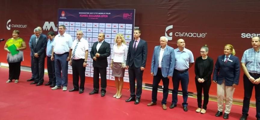 Рекорден награден фонд от $190 000 за супер турнира по тенис на маса в Панагюрище – Seamaster 2019 ITTF World Tour Asarel Bulgaria Open