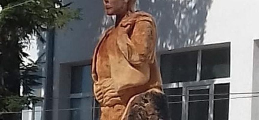 Идеи за ентусиасти: Мъж превърна дънер в паметник на Васил Левски