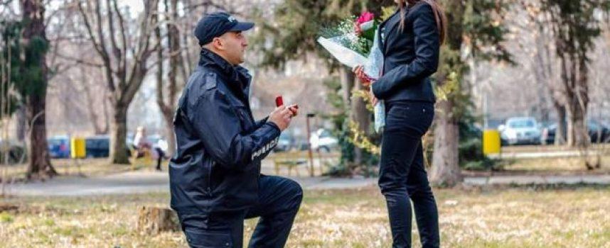 Полицай предложил брак в ЦСПП – Пазарджик почина в катастрофа