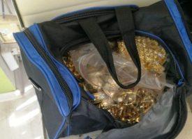 8.9 кг. незаконно злато, сух тютюн и нелегално свинско иззе полицията при мащабна акция в центъра на Пазарджик