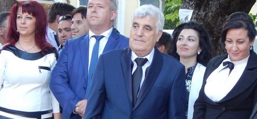 Костадин Холянов скача за втори мандат в Ракитово, получи подкрепата на БСП